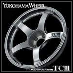 【1本価格】ADVAN Racing TCⅢ18×9 J +25 5H-114(HS)