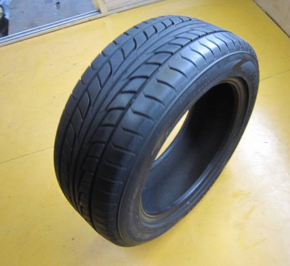 D112★FIRESTONE FIREHAWK WIDE OVAL 205/55R16 1本のみ